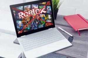 Roblox no funciona hoy.
